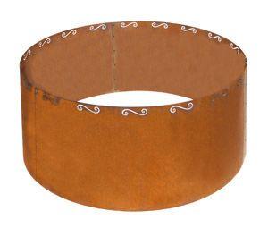 Hochbeet Corten D110cm H50cm Blumentopf Edelrost Bellissa 91004